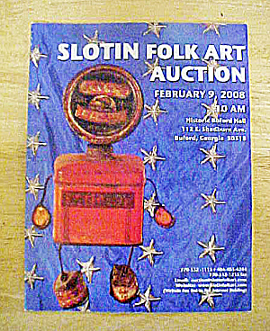 Slotin Folk Art Auction Catalog  (Image1)
