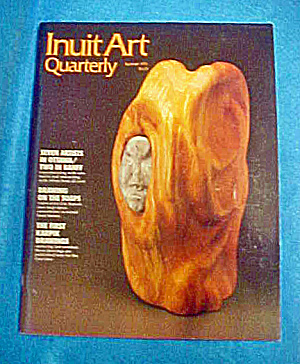 Inuit Art Quarterly - Summer 1991 (Image1)