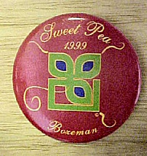 Pin-Back - 1999 Sweet Pea Festival (Image1)