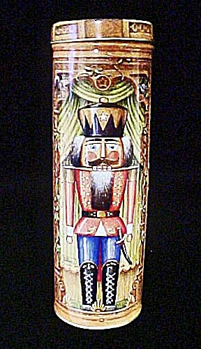 Nutcracker Fantasy Tin Container (Image1)