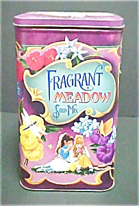Fragrant Meadow Seed Mix Tin