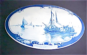Vintage Droste Holland Candy Tin (Image1)