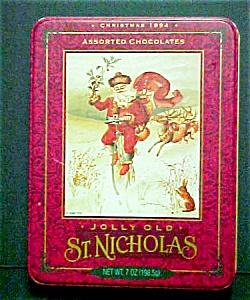 Old World Style St. Nicholas Tin (Image1)
