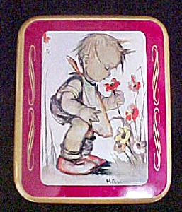 M J Hummel Collector's Edition Tin