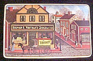 Whitman's The Candy Shoppe Tin