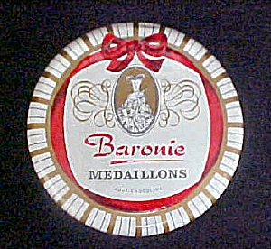 Baronie Medaillons Chocolate Holland Tin (Image1)