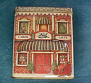 Hallmark 1910 Card Shop Tin Container (Image1)