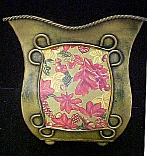 Tin Open Jardinière Style Container (Image1)