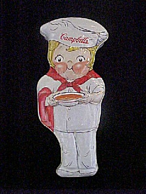 Campbell's Chef Tin Container (Image1)