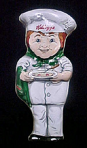 Kellogs Chef Tin Container (Image1)