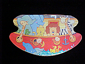 Noah's Ark Tin Container (Image1)
