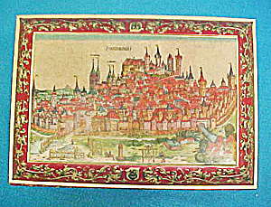 Nuremberg, Germany - Collector's  Tin  Chest (Image1)