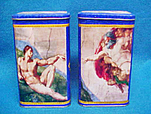 Creation of Adam Tins - Limited Editon/2 Tins (Image1)