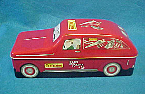 Craftsman Collectible Tin Car (Image1)