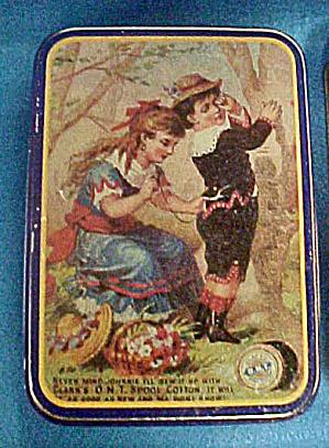Clark's O.N.T. Thead Tin (Image1)