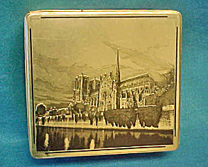 Paris Tin Container (Image1)