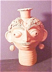Unusual Figural Candle-holder - India