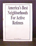 Click here to enlarge image and see more about item A274: America's Best Neighborhoods for Retirees