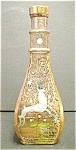 Click to view larger image of Hand Painted Glass Cologne Bottle (Image1)