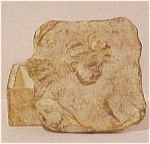 Click here to enlarge image and see more about item A46: Cherub Trinket Box