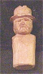 Click to view larger image of Hand Carved Wooden Man (Image1)