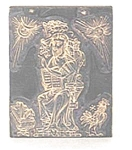 Click here to enlarge image and see more about item A70: Biblical Male - Printer's Block
