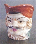 Click to view larger image of Miniature Toby Mug - Delightfully Villainous (Image1)