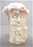 Folk Art Elk Bone Figural Carving - Signed