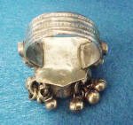 Click to view larger image of Afghanistan Nomad Thumb Ring (Image3)