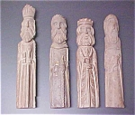 Carved Italian Dignitary Figures