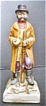 Click here to enlarge image and see more about item A904: Bisque Porcelain Western Man