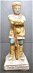 Click to view larger image of Bisque Porcelain Western Frontiersman (Image1)