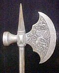 Metal Battle Ax - German