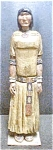 Click to view larger image of Carved Wooden Female Native American Figure (Image1)