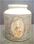 Click here to enlarge image and see more about item AA202: Dr. O'Hare's Liniment Crock - Vintage Label