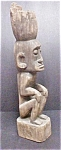 Click here to enlarge image and see more about item AA215: Indonesian Male Ancestor Figure
