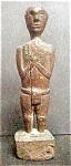 Click here to enlarge image and see more about item AA253: Male Ancestral Figure - Timor