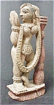 Click here to enlarge image and see more about item AA320: Asian Woman Carving - 20th Century
