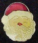 Click here to enlarge image and see more about item AA353: Santa Pin