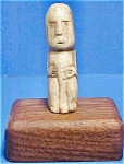Click to view larger image of 20th Century Bone Ancestor Figure from Lombok (Image1)