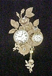 Click to view larger image of Montague of Time Pieces With Charm Pin (Image1)