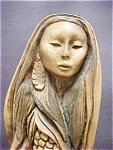 Native American Corn Mother Sculpture