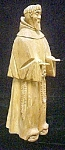 Click to view larger image of St. Frances - Wooden Santos (Image1)