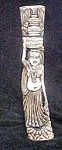 Click here to enlarge image and see more about item AA494: Asian Indian Female Figure