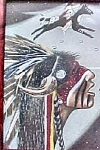 Triumph of Crazy Horse Print - Signed & Dated