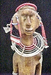 Click to view larger image of Maasai Wood Doll - Kenya/Tanzania, Africa (Image1)