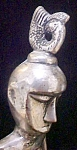 Female Metal Figure - Timor