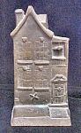 Click here to enlarge image and see more about item AA653: Bronze Door Stop - Signed and Dated