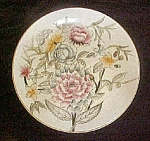 Click to view larger image of Toyo Victorian Garden Plate (Image1)