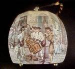 Click to view larger image of Trinket Box In Shape of Purse (Image4)